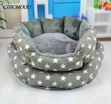Hond Bed Kat Soft Pet Bed Kussen Huisdier Mat Hond huis Meubels Puppy Deken Huisdier Bed Verwijderbare Kussen Kleine Medium Honden