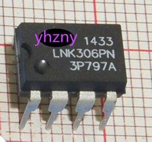 10pcs    LNK306PN LNK306 LNK306P DIP-7