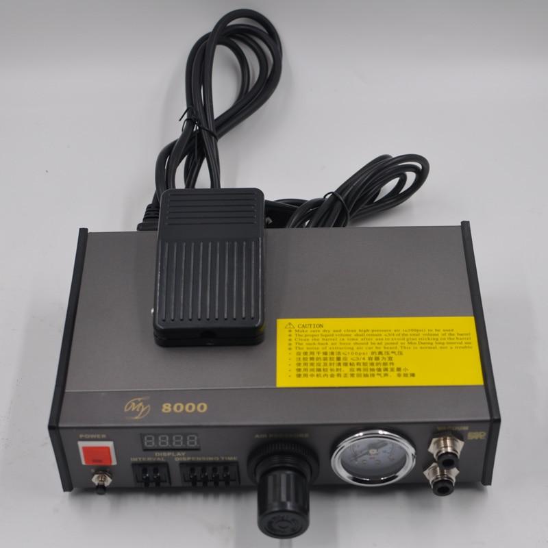 My8000 الاستغناء التلقائي السيطرة دقة آلة آلة ab الغراء الغراء الغراء ab مزدوجة السائل موزع المصنعين بيع