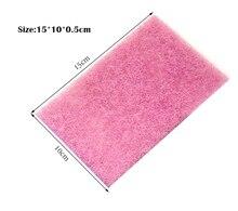 Plat carré et rectangulaire Durable   Éponge de cuisine en Cellulose pour le nettoyage des plats