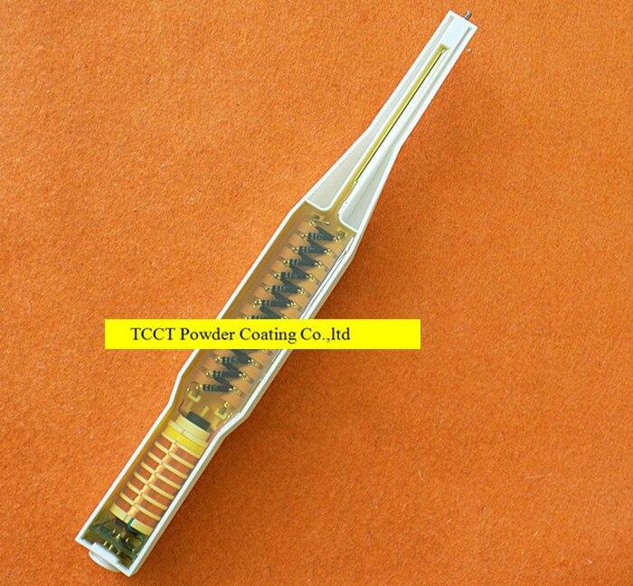 سلسلة مولد الجهد العالي مع دعاوى الرقائق لمسدس رش الكهروستاتيكي Gema Optiflex 2 GM03