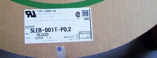 SLEB-001T-P0.2 conn مصطلح تجعيد leb 26-22awg تين محطة موصلات محطات إيواء 100% ٪ أجزاء جديدة ومبتكرة