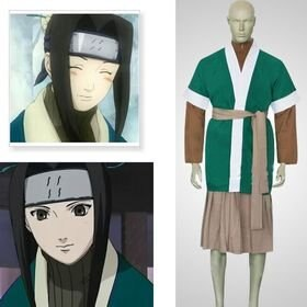Naruto Haku Ha Female Cosplay Costume - Freeshipping