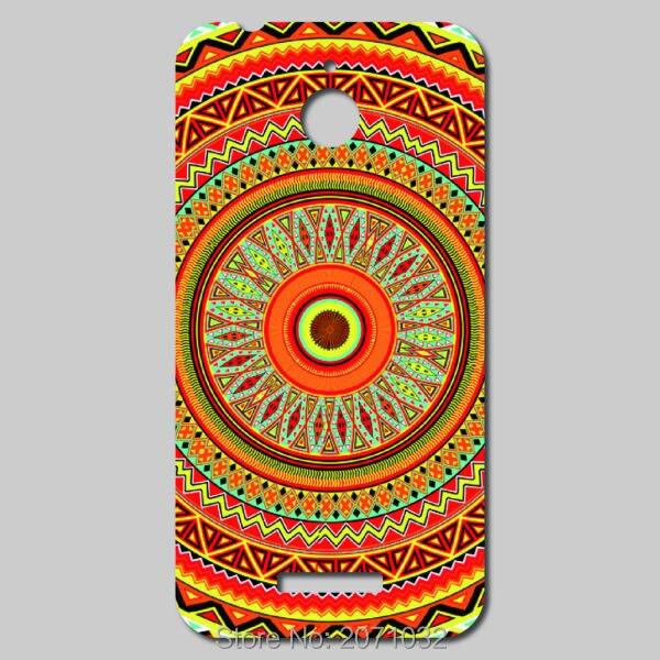 For HTC Desire 510 626 816 820 M910X One M4 M7 M8 M9 X MAX T6 For Nokia Lumia 930 928 920 520 1520 XL Aztec Mandala Phone cases