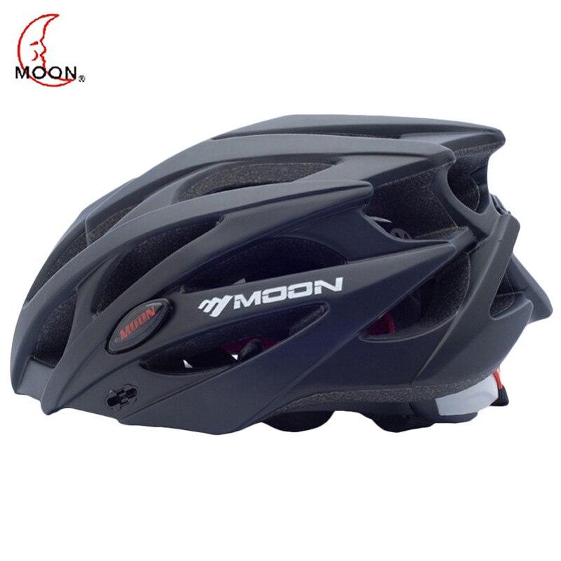 MOON-casco de seguridad para Ciclismo, ultraligero, para hombre