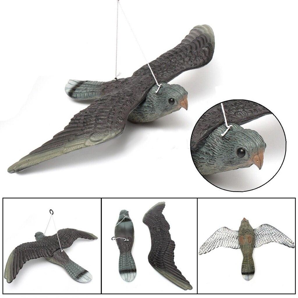 Señuelo de Paloma volando realista, Control de plagas, espantapájaros, espantapájaros
