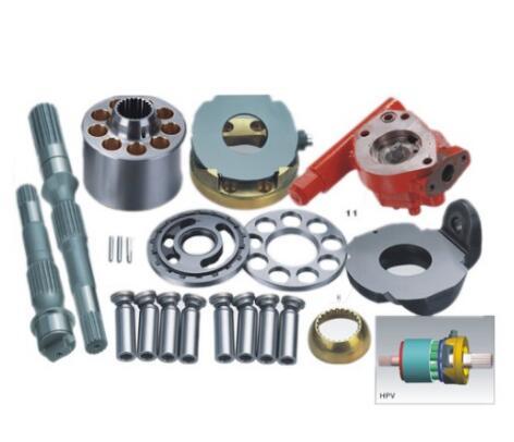 Replacement KOMATSU Hydraulic pump spare parts  PC220-7