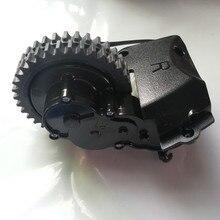 Roue droite dorigine pour robot aspirateur ilife a4s a4 A40 robot aspirateur pièces ilife a4 y compris moteurs de roue