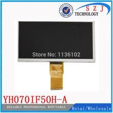 Original 7 zoll YH070IF50H-A LCD Display Matrix TABLET YH070IF50H-A 163*97mm TFT LCD Display Screen Panel Freies verschiffen