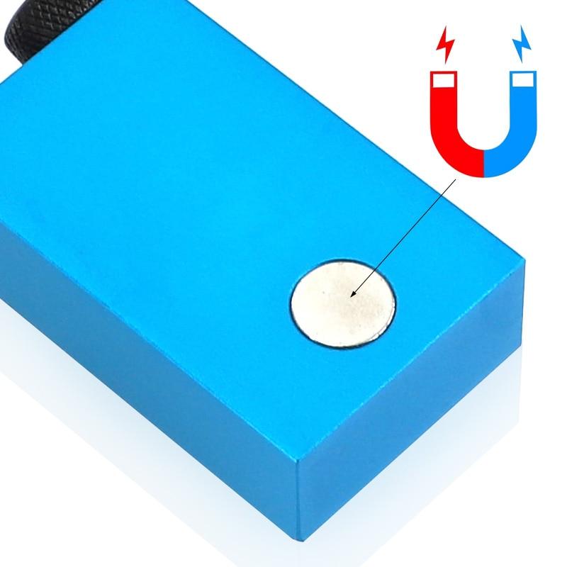 Taskuaugusignaal, asendatav 6, 8, 10mm puurijuhik magnetiline - Puur - Foto 5