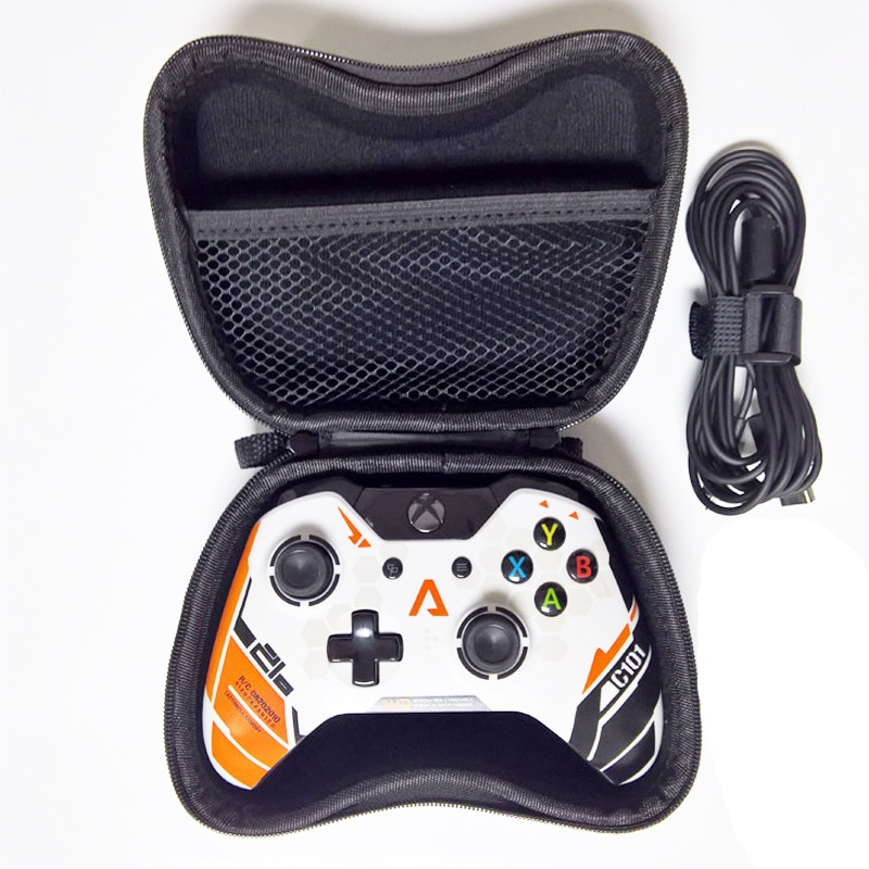 Портативный защитный жесткий чехол с воздушным пенопластом для Xbox One контроллер Легкая Сумка Для Переноски чехол для Xbox One геймпад