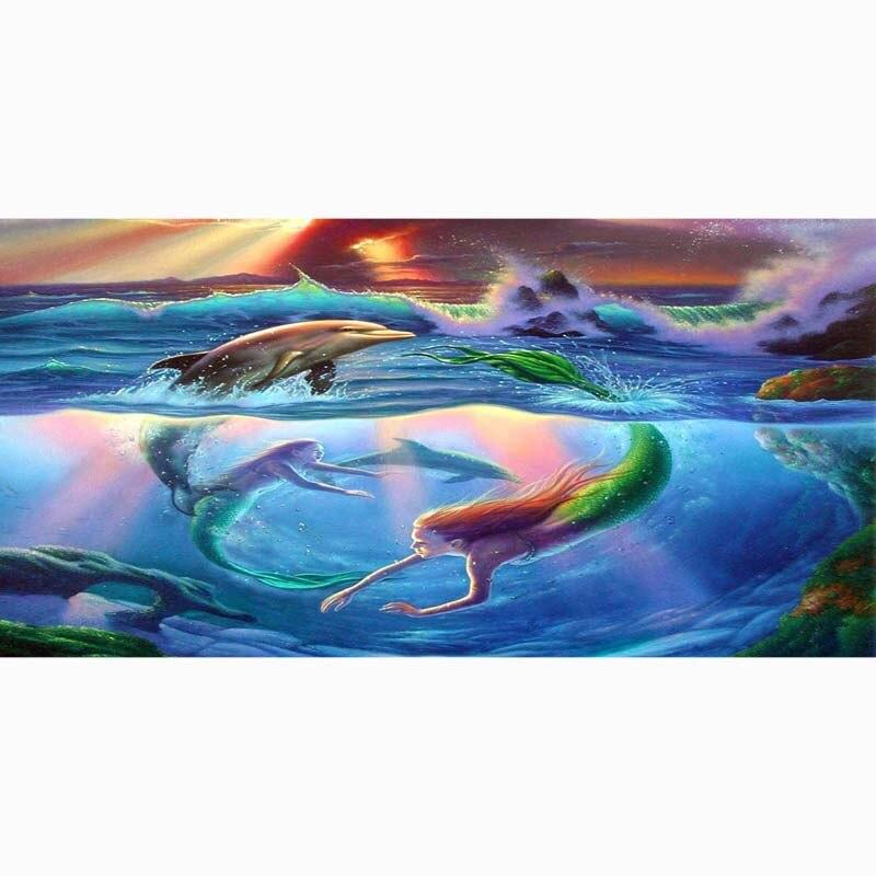 Toallas rectangulares de playa para tomar el sol, nueva Toalla de baño de microfibra con estampado de sirena, Alfombra de Picnic, manta de viaje 70X140CM