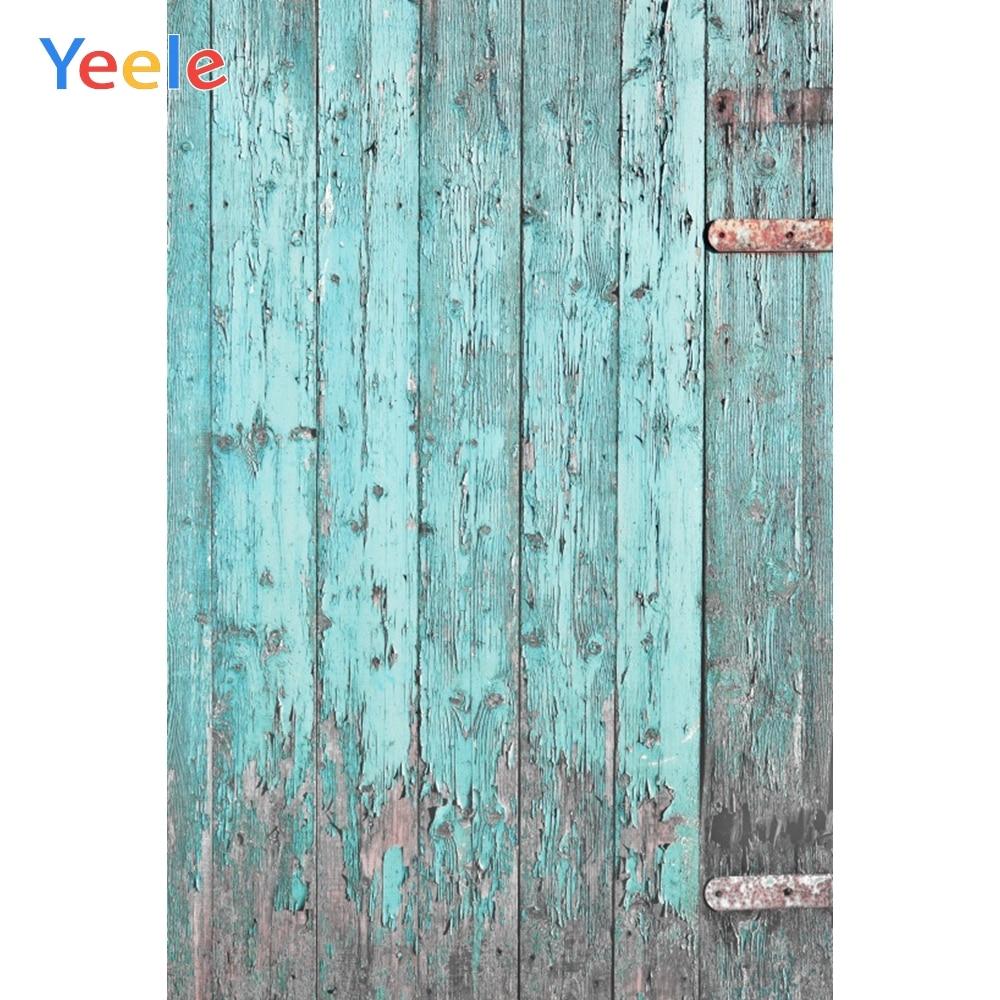 Yeele Wood Natural Texture Door Floor Grunge Decor Photography Backdrop Personalized Photographic Background For Photo Studio
