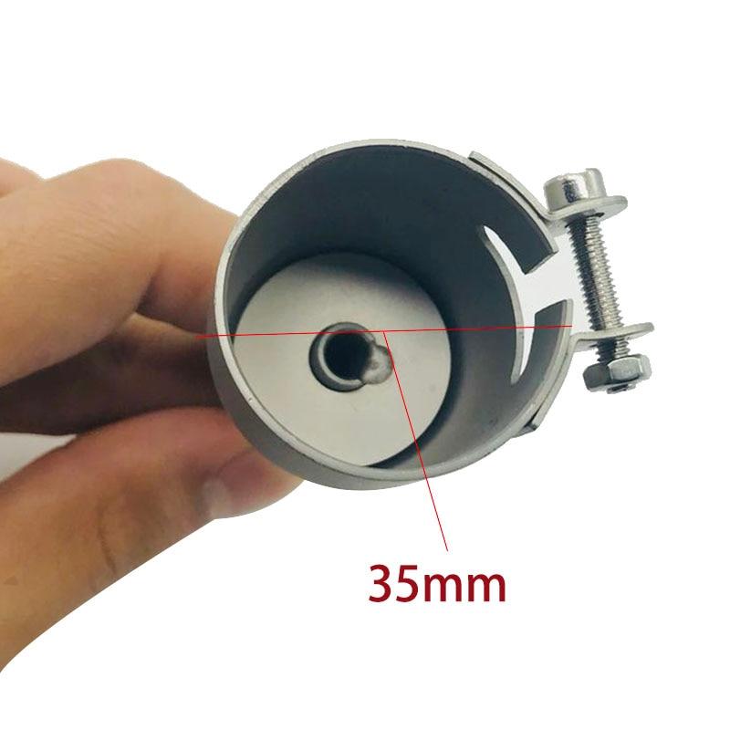 7mm Speed Welding Nozzles Standard Nozzle  For Vinyl PVC Plastic Hot Heat Air Gun Vinyl Pvc Plastic Hot Air Blower Triangle