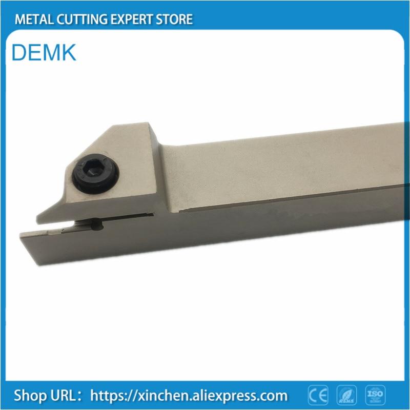 Cortador de torno TTER2525-4T25, 4mm, para TaeguTec TDC4, cortador TDJ4, externo, cuchillo de ranurado externo, herramienta de torneado, navaja de coche CNC