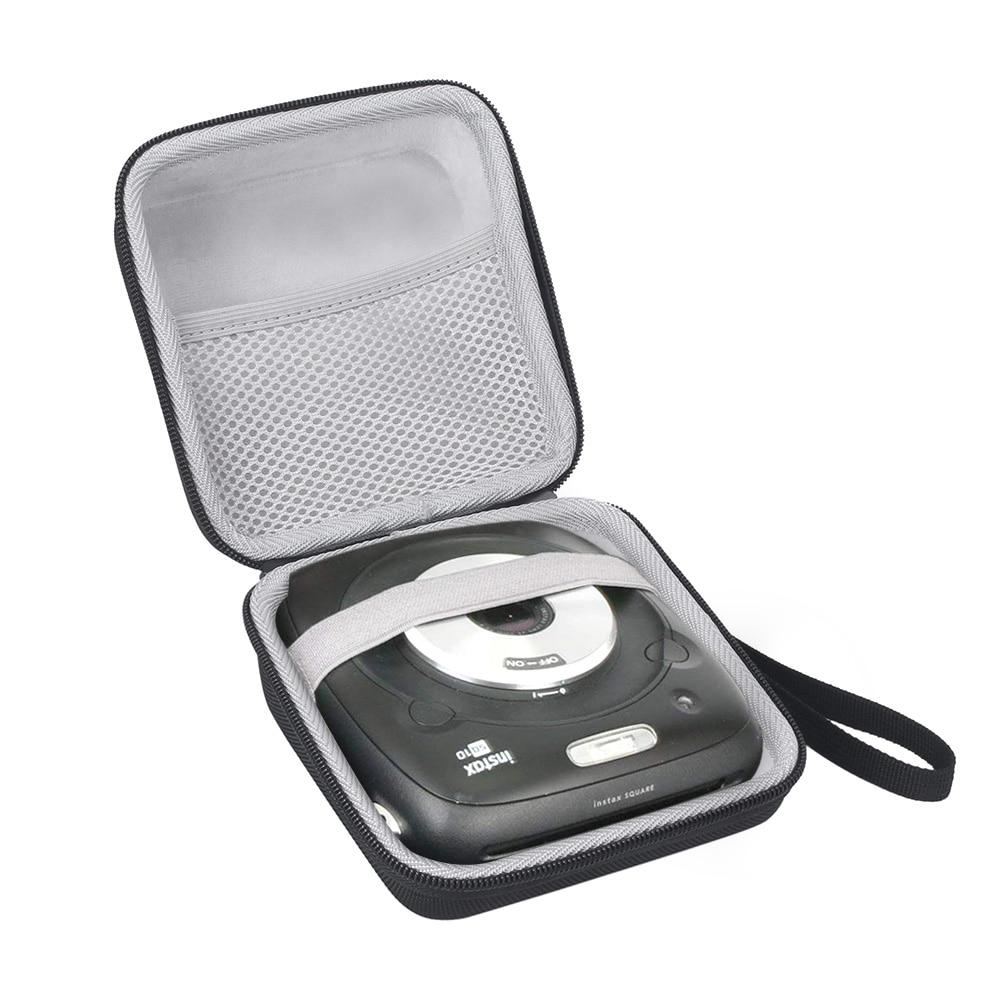 2019 Newest EVA Hard Portable Travel Pouch Box Cover Bag Case For Fujifilm Instax Square SQ10 SQ20 Hybrid Instant Camera