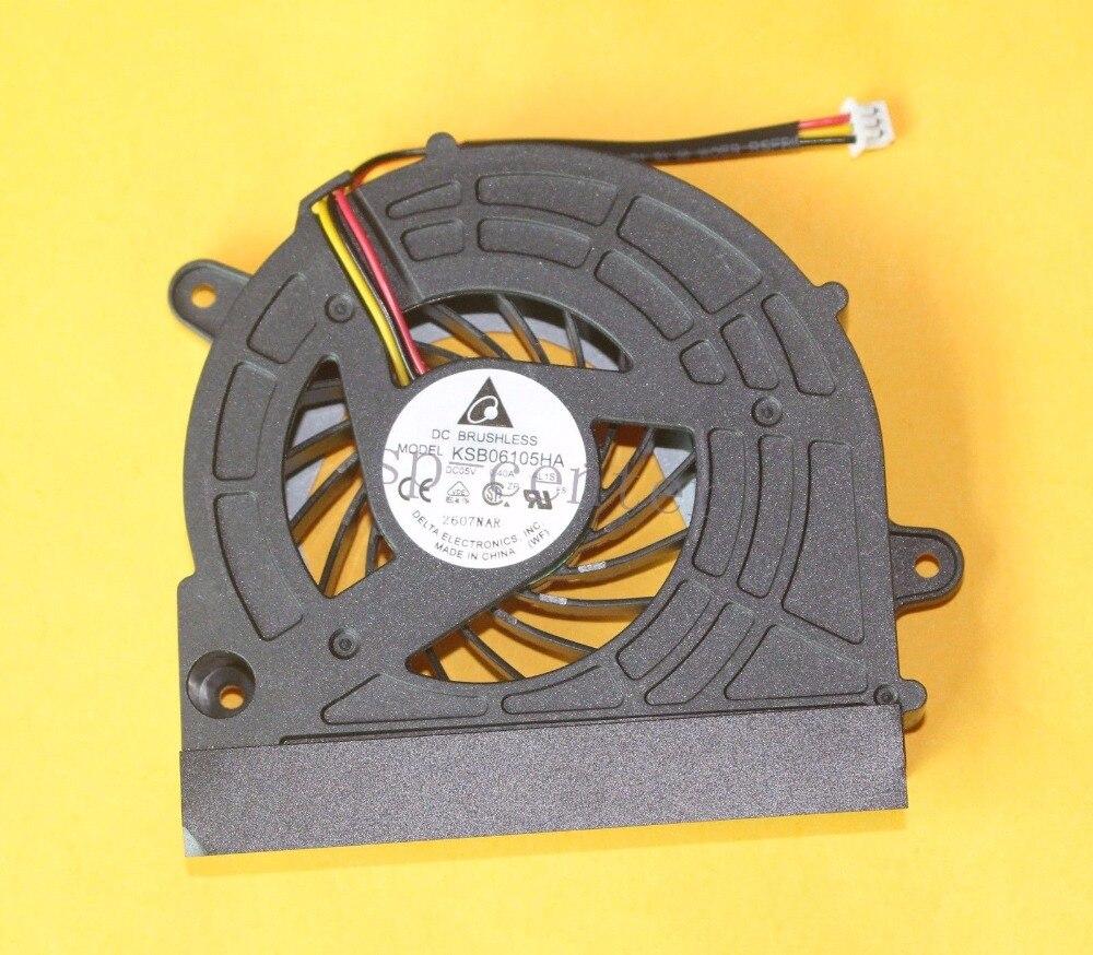 Nueva CPU ventilador para ACER 4636ZG 4736G 4735 4935ZG 7739 7739Z TravelMate TM4330 4530 4730 KSB06105HA AL1S 5V 0.40A