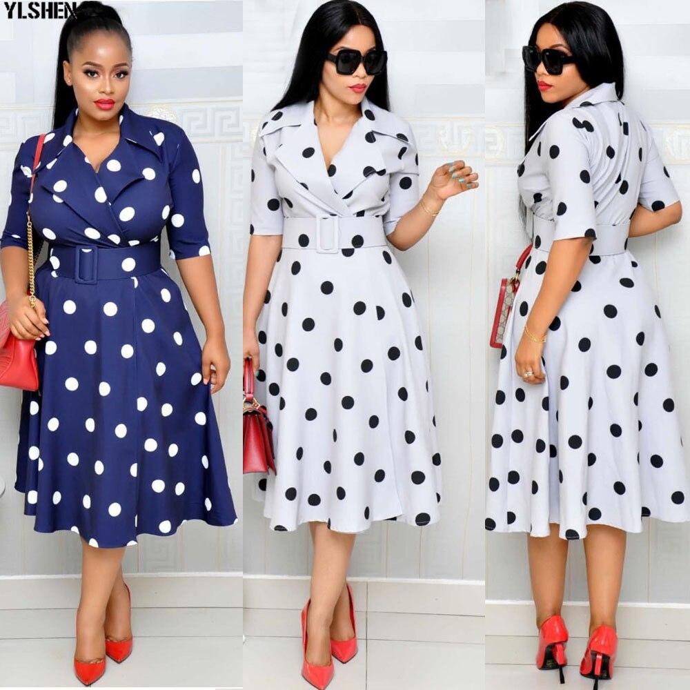 Vestidos africanos para mujer Dashiki estampado ropa Africana Bazin Riche África Ankara vestido moda elegante señoras ropa africana