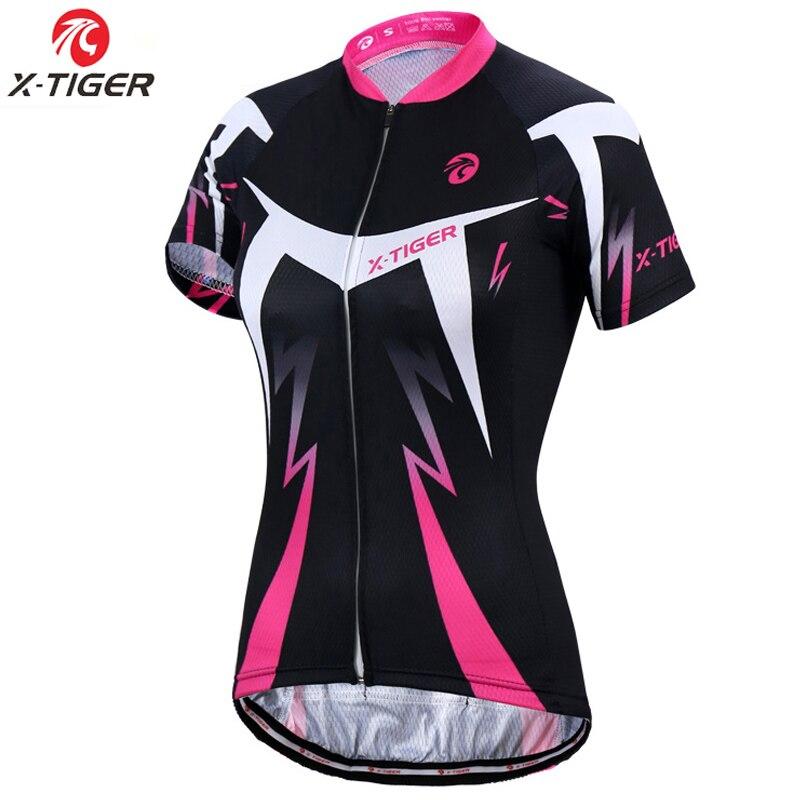 X-tiger camisa respirável para ciclismo, roupa de bicicleta secagem rápida para verão, mtb, mountain bike