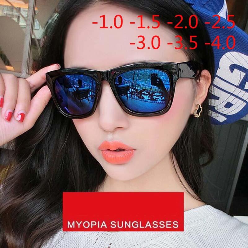 eyesilove women myopia photochromic glasses lady myopia glasses myopia sunglasses with sensitive transition lenses free shipping Prescription 0 -1.0 -1.5 -2.0 -2.5 -3.0 -3.5 -4.0 Fashion Finished Sunglasses Myopia Glasses Men Women Myopia Sun glasses