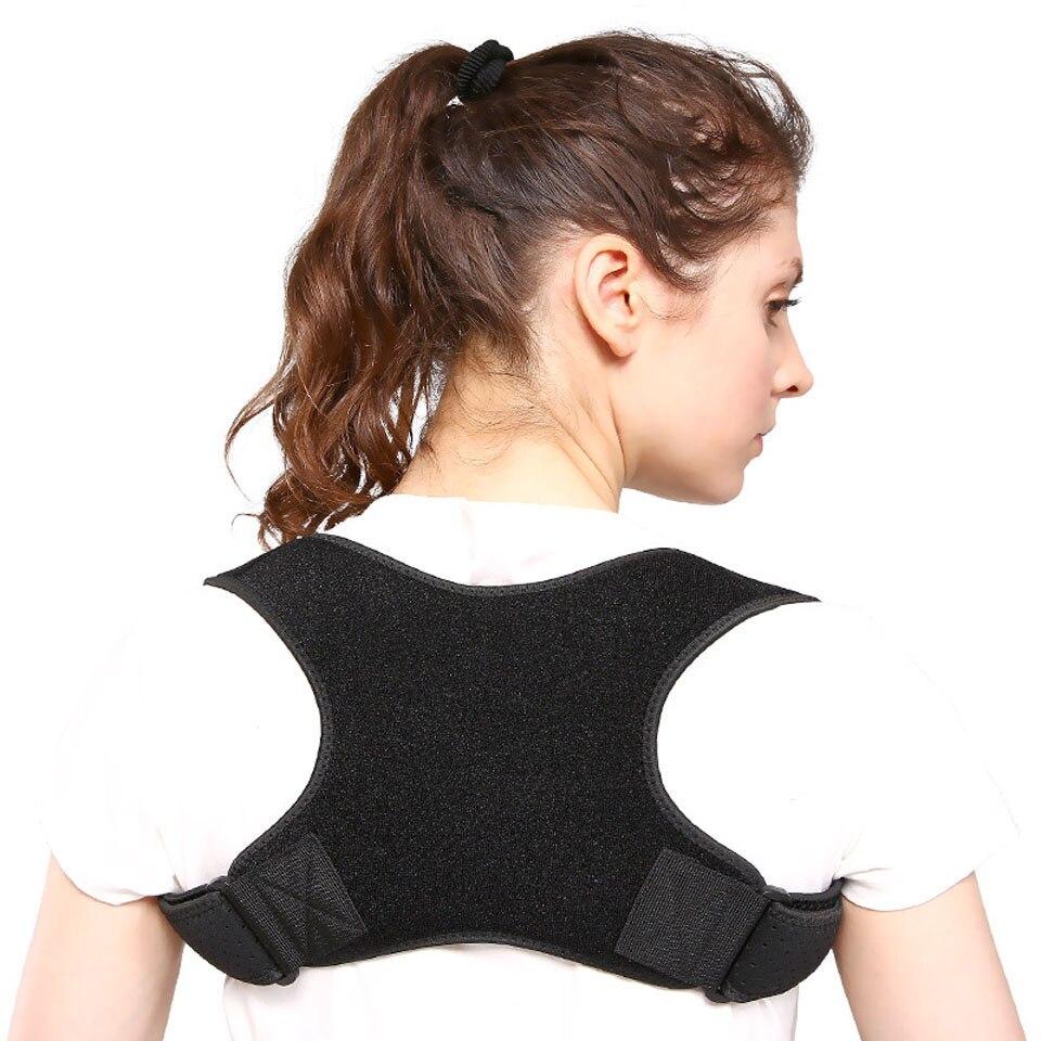 GOBYGO nouveau correcteur de Posture dos soutien ceinture épaule Bandage Corset dos orthopédique colonne vertébrale Posture correcteur soulagement des douleurs dorsales