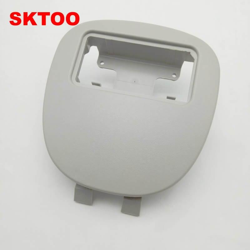 SKTOO Car Interior Dome Lamp Cover For Peugeot 206 207 For Citroen C2 Reading Light Control Panel