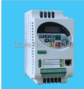 VFD-V E-vista Vector  Frequency invertor NEW  frequency converter 380v 2.2kw free shipping