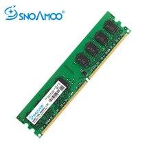 SNOAMOO ordinateur de bureau RAMs DDR2 1G/2GB 667MHz PC2-5300s 800MHz PC2-6400S DIMM non-ecc 240 broches 1.8V pour mémoire dordinateur Intel