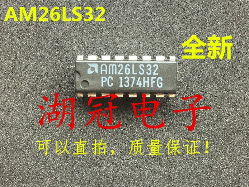 Freeshipping AM26LS32 AM26LS32PC