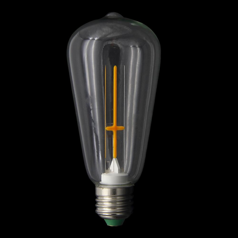 Luces LED especiales cruz cristiana bombilla LED E27 Navidad Festival lámpara 4W para la iluminación del hogar lámparas de interior blanco frío cálido
