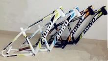 2019 Newly bicycle frame Aluminum alloy lightweight Bike mtb Frame 26er 17  Tapered Mountain Bike Frame
