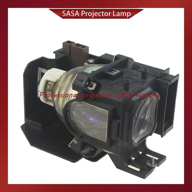 Lámpara de proyector de repuesto VT80LP/50029923 de alta calidad con carcasa para NEC VT48/VT49/VT57/VT58/VT59