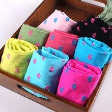 2 قطعة/الوحدة الربيع Autunmn طفل الفتيات الرقص تخزين الأطفال لطيف الكرتون الملونة جوارب القطن