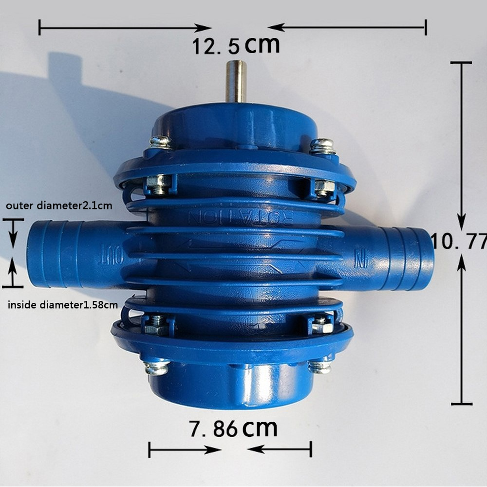 Mini auto-escorvamento resistente do agregado familiar micro auto-absorção elétrica broca bomba de água bomba centrífuga jardim bomba centrífuga