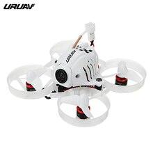 URUAV UR65 65mm FPV Racing Drone BNF Crazybee F3 Flight Controller OSD 5A Blheli_S ESC 5,8G 25mW VTX RC Quadcopter VS Tiny 6x 7x