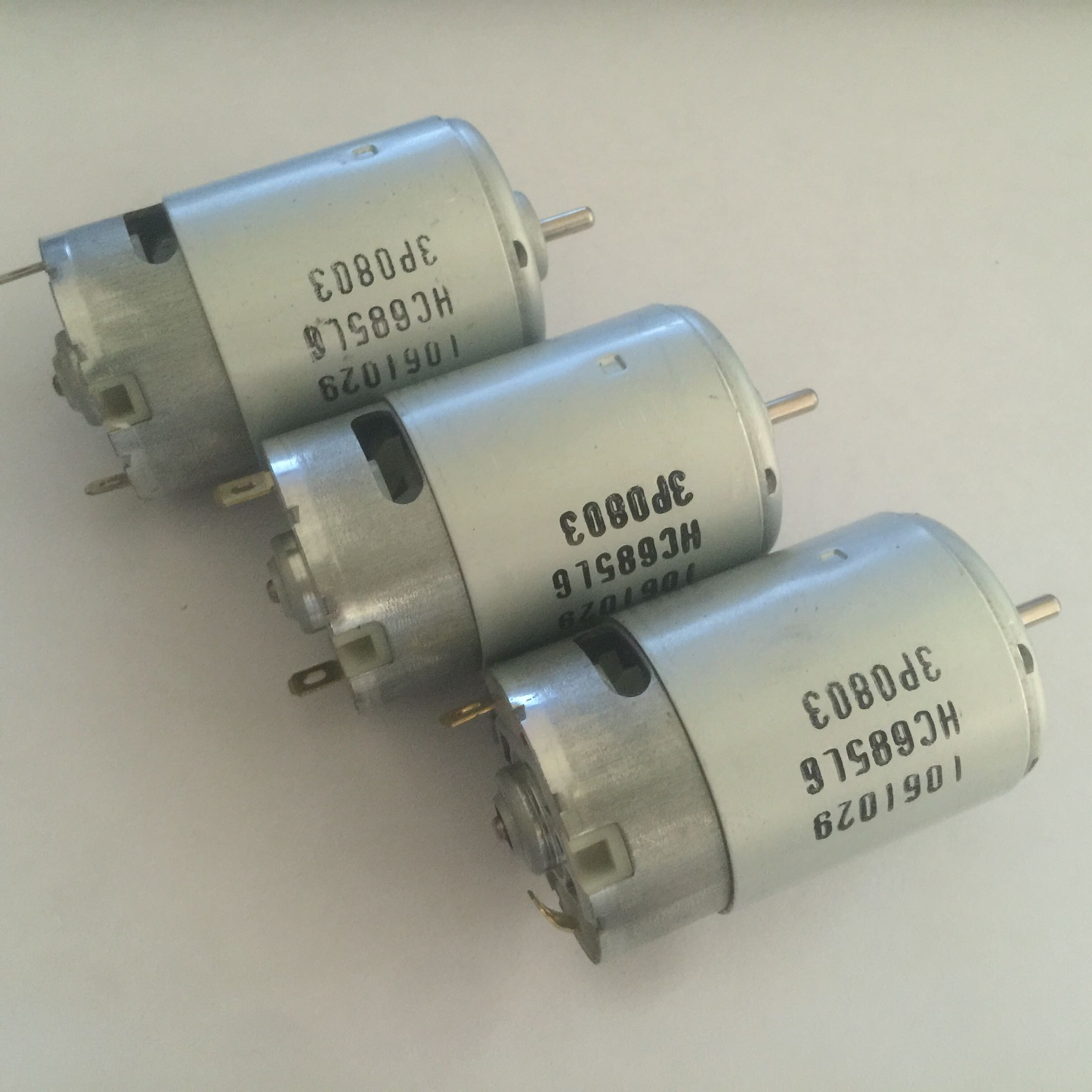 550 para motor johnson, 12V-18V para worx, herramienta eléctrica, motor, bomba de aire, modelo de motor