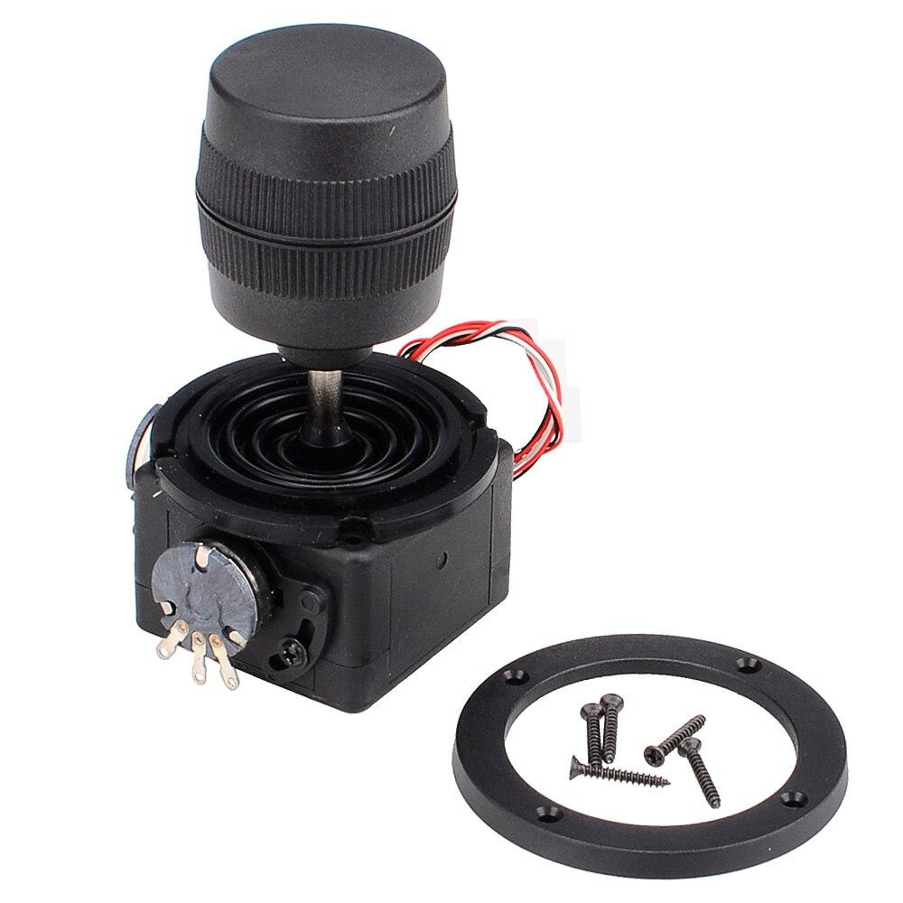 3-Axis 10K Joystick Potentiometer JH-D300X-R4 3D Security Control Ball Machine Keyboard Monitor Joystick 12001296_R4_10K
