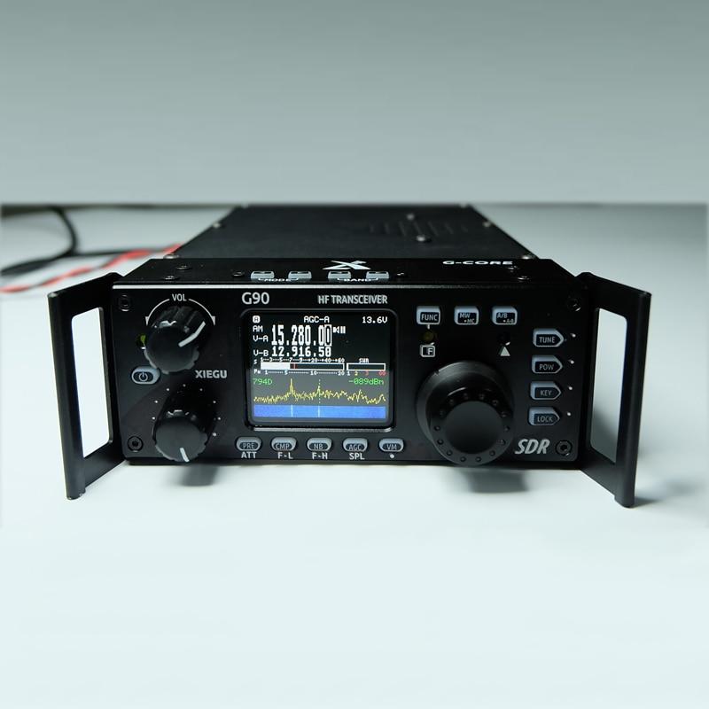 Xiegu G90 20W HF трансивер QRP SSB CW CB air band Радио swr метр sister ft-817 kt8900