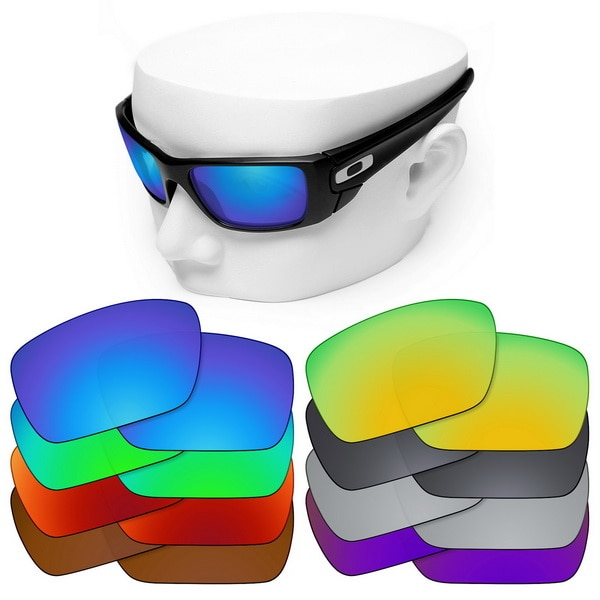 Фото - OOWLIT Polarized Replacement Lenses for-Oakley Fuel Cell Sunglasses очки oakley oakley c 3 fuel cell синий onesize