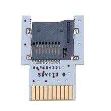 محول بطاقة ذاكرة للالعاب من Kebidumei ميكرو SD ملحقات ألعاب اصنعها بنفسك قطع غيار لبلاي ستيشن فيتا 3.60 2000 1000