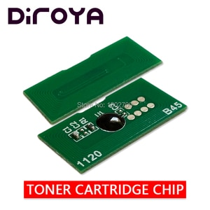 4PCS MPC300 MPC400 Toner Cartridge Chip For ricoh MP C401SP C401ZSP C401SRSP C401ZSRSP C401 C300 C300SR C400 C400SR powder reset