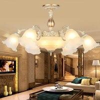 SHIXINMAO Luxury European style ceiling living room lamp simple retro Technology