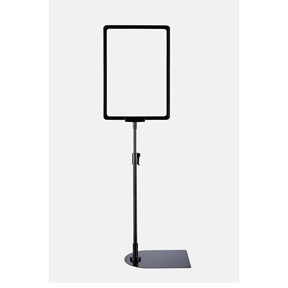 Пластиковый Поп-знак, бумажный постер, цена, рамка A3A4A5, рекламные держатели, рекламный стенд в черном цвете для супермаркета, розничная прод...