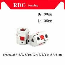 Pièces de haute qualité D30L35 10*14mm 5/6/6