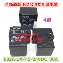 832A-1A-F S-24VDC 30A Relais 832A-1A F-C-24VDC