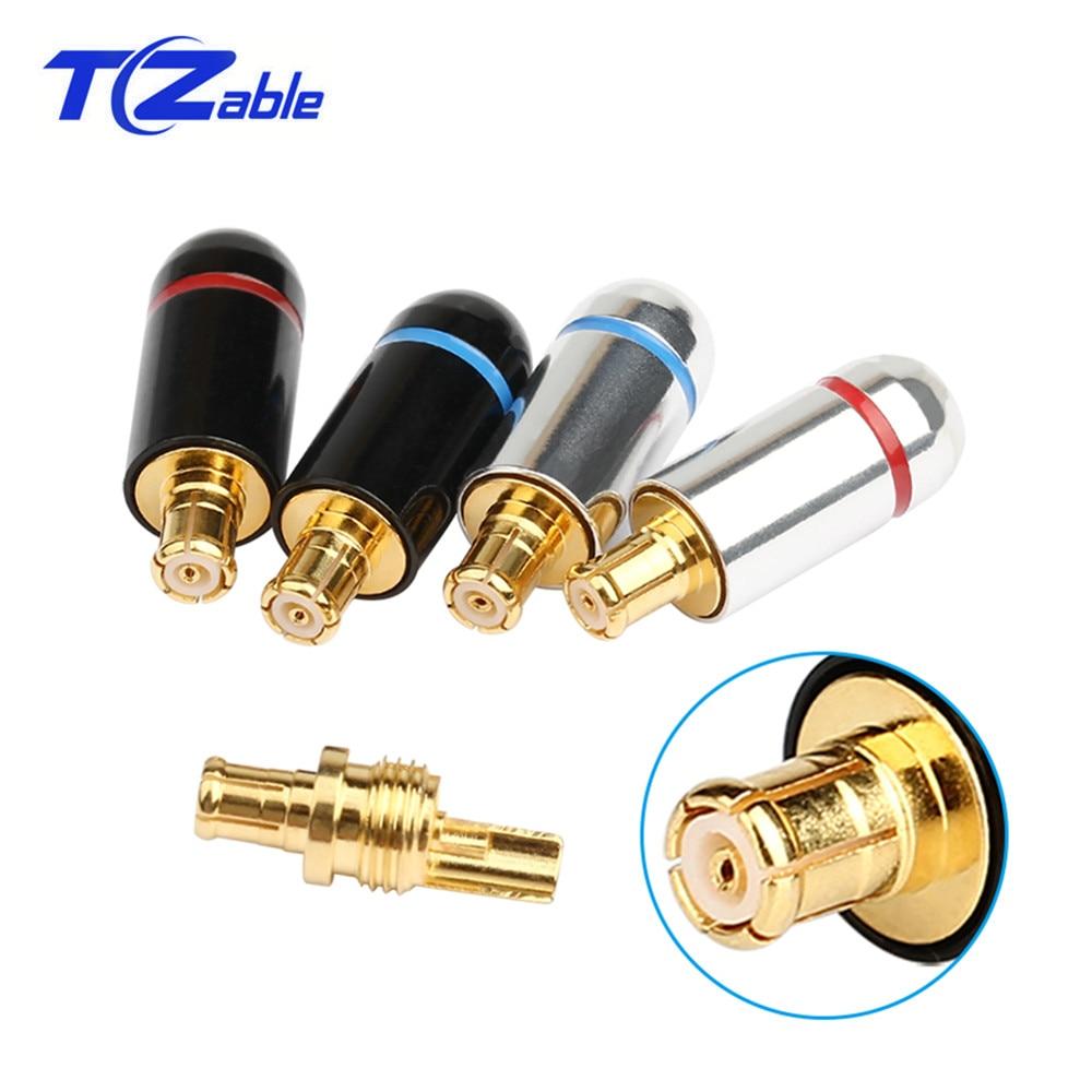 Conector adaptador para auriculares para ATH-CKS1100 LS400 LS300 E40 E50 E70 conectores de vídeo de audio Diy enchufe de alta fidelidad Cable de auricular AUX Jack