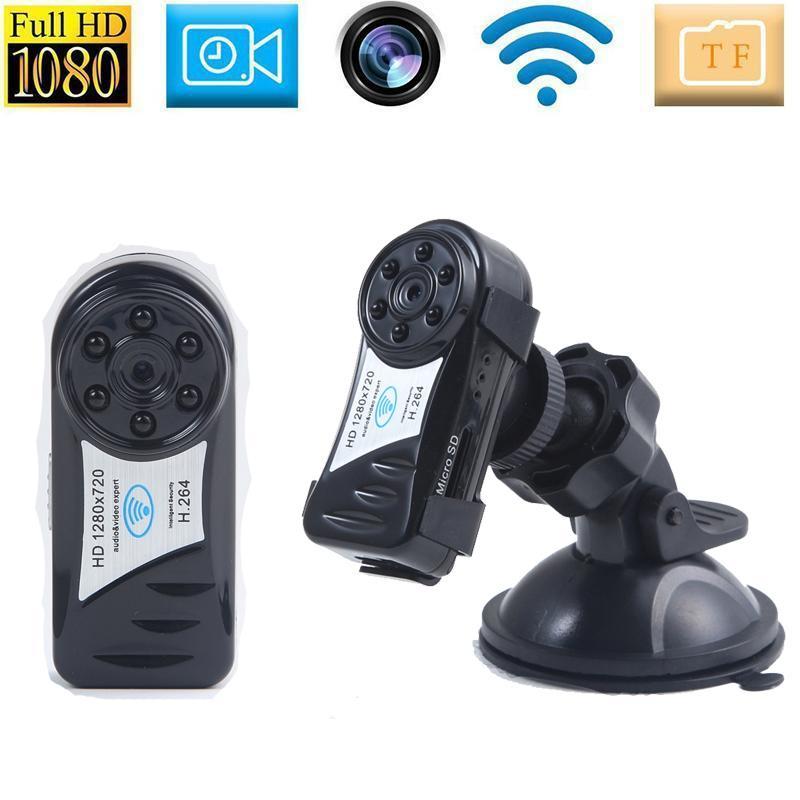 2020 recién llegado 1080P Mini cámara inalámbrica Mini videocámaras Mini WIFI DV P2P Video grabadora DVR visión nocturna para iPhone R20