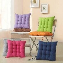 Подушка для стула в японском стиле, удобная подушка для сиденья, 40x40 см, домашний декор, подушка для пола, Cojines Almohadas
