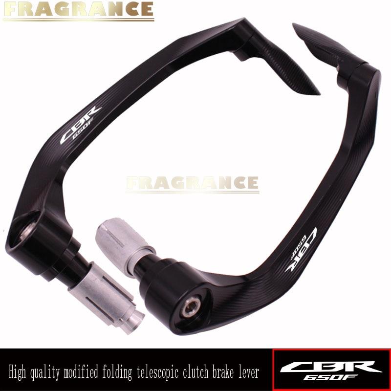 "Protección Universal de palancas de freno de motocicleta de 7/8 ""22mm para HONDA CBR650F CB650F CBR 650F 2007-19 embrague de palanca de freno"