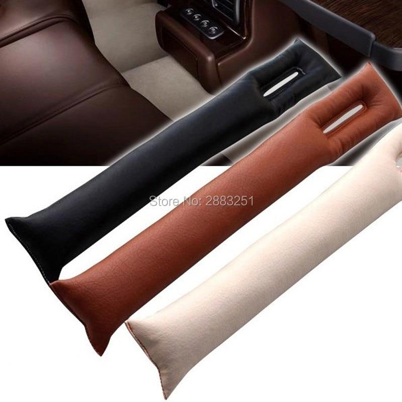 Accesorios de coche para espacio de asiento almohadilla de apertura tapón antifugas corolla rav4 Yaris para Toyota prius hilux avensis verso pegatinas de coche